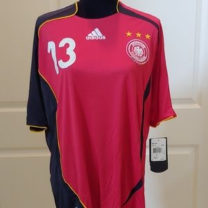 GERMANY 2006 World Cup Away Jersey